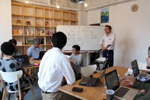 WordBench和歌山をコンセントで開催しました(第一回)