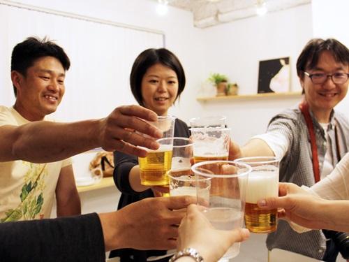 クラフトビール飲み比べ会