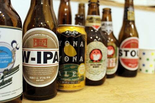 全国のクラフトビールを飲み比べる会を開催しました