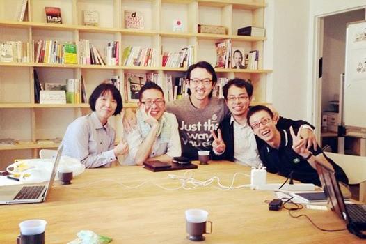 徳島経済新聞の長谷川さんがいらっしゃいました