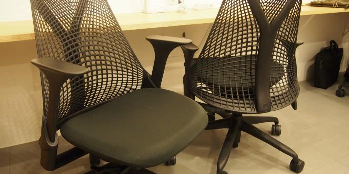 コンセントの椅子が新しくなりました!