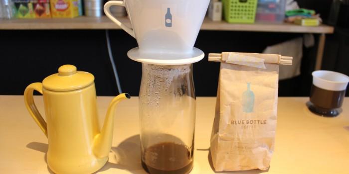 コンセント交流会・和歌山ブルーボトルコーヒーごっこをしました。