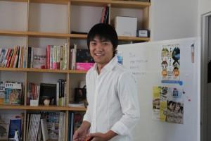 コンセント月額メンバーでFPの北野祐大さん