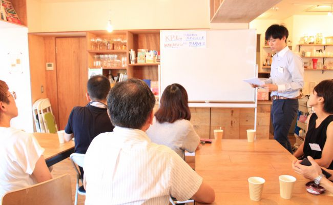 朝のファシリテーション勉強会 第5シーズンその19 KP法で聴き手に優しく伝えるプレゼンテーションを学ぼう